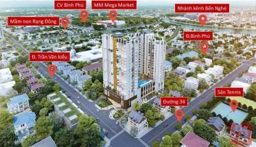Bán căn hộ đẹp nhất Quận 6 Asiana Capella giá 1.68 tỷ mt Trần Văn Kiểu