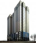 Cho thuê căn hộ cao cấp copac - lầu 6, view đẹp, 12.5 triệu