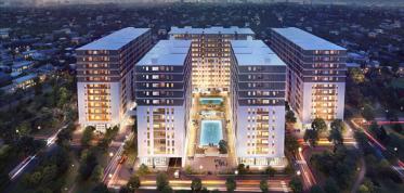Cơ hội đầu tư tốt với căn hộ Park Hills 1 phòng ngủ