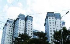 Chung cư Tôn Thất Thuyết quận 4, lầu 10, nhà đẹp, giá 9 triệu