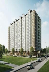 Chung cư Thạnh Lộc - nhà giá rẻ - chất lượng Hàn Quốc