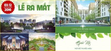 Cityland ra mắt căn hộ Park Hills Gò Vấp - Giấc mơ nơi Đô thị kiểu mẫu