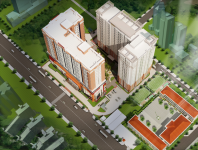 Chuẩn bị mở bán căn hộ Saigonres Plaza